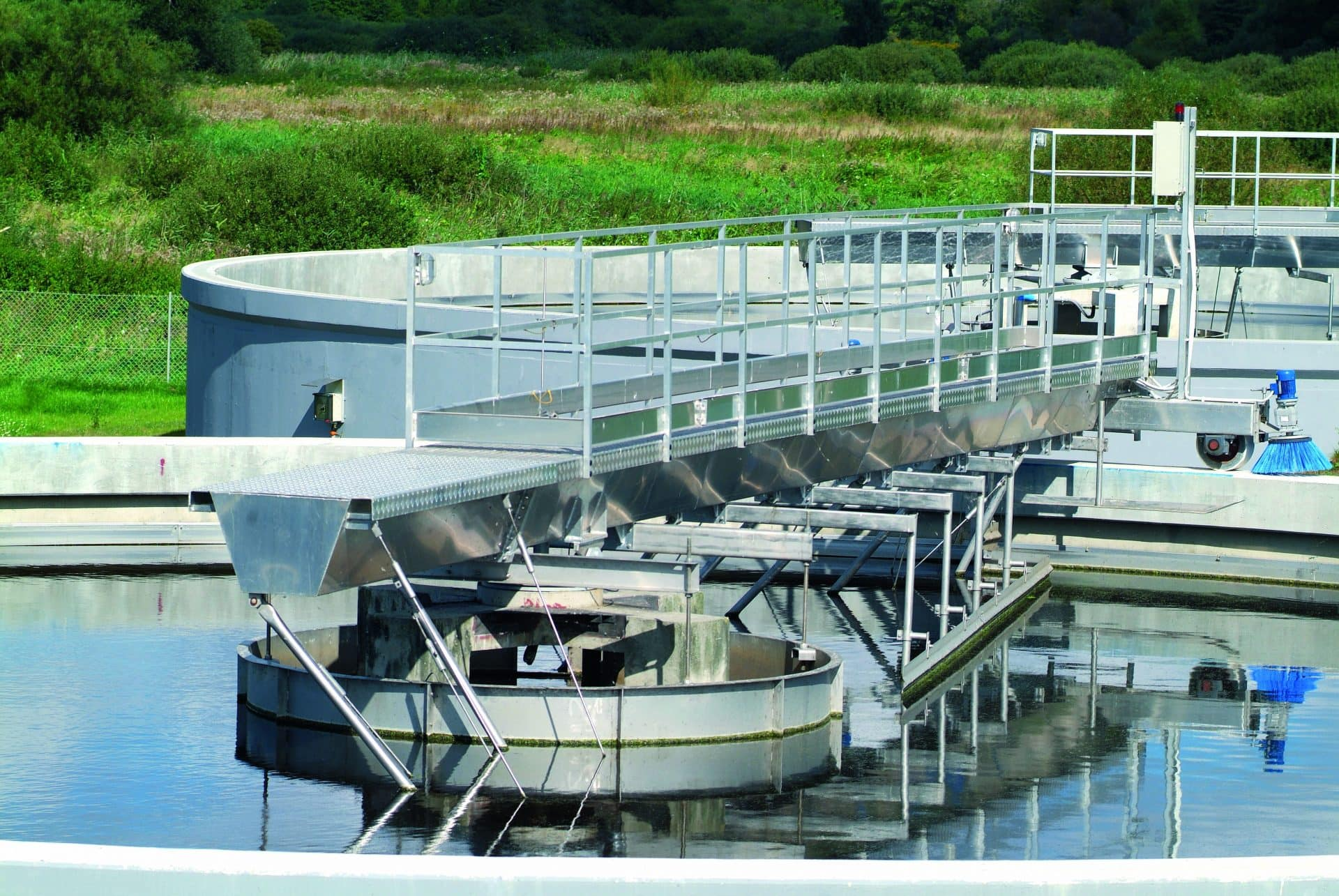 Cadagua Operation Maintenance Contract Awarded Asturias Water Treatment Plant