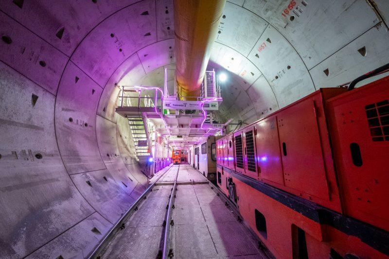 tunel thames tideway