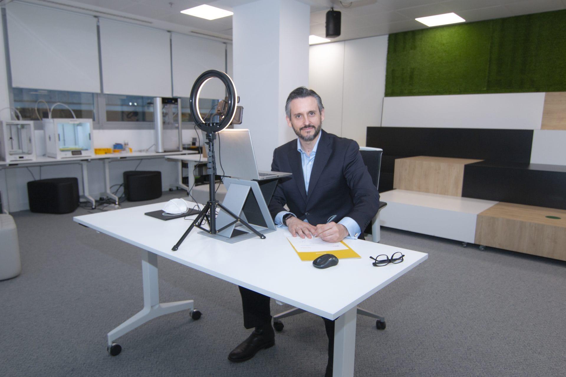 Dimitris Bountolos Ferrovial Innovación