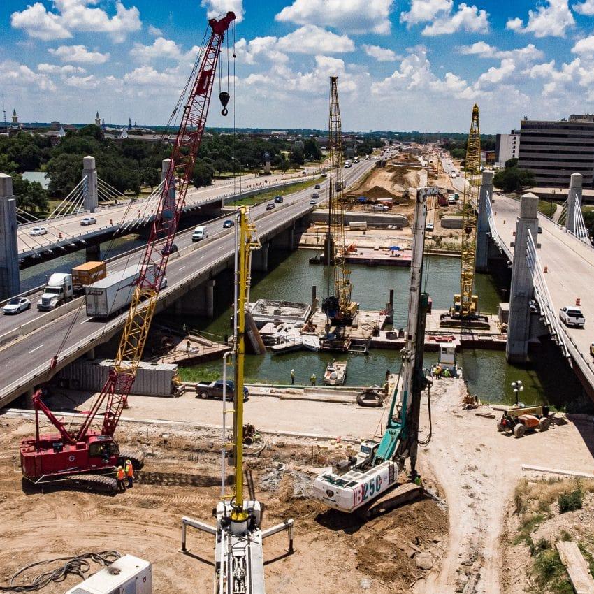 Construcción I-35