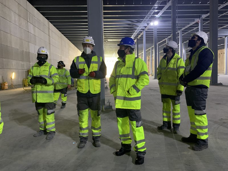 Ferrovial Construction Revenue Increase UK Business