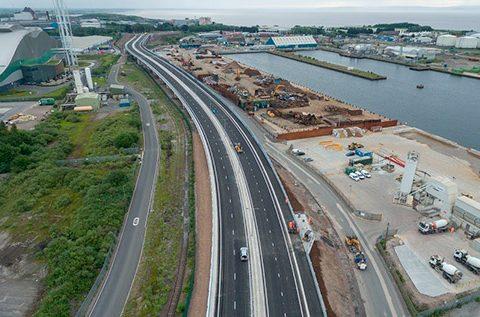 Ferrovial Construction Awarded Norwich Western Link Project