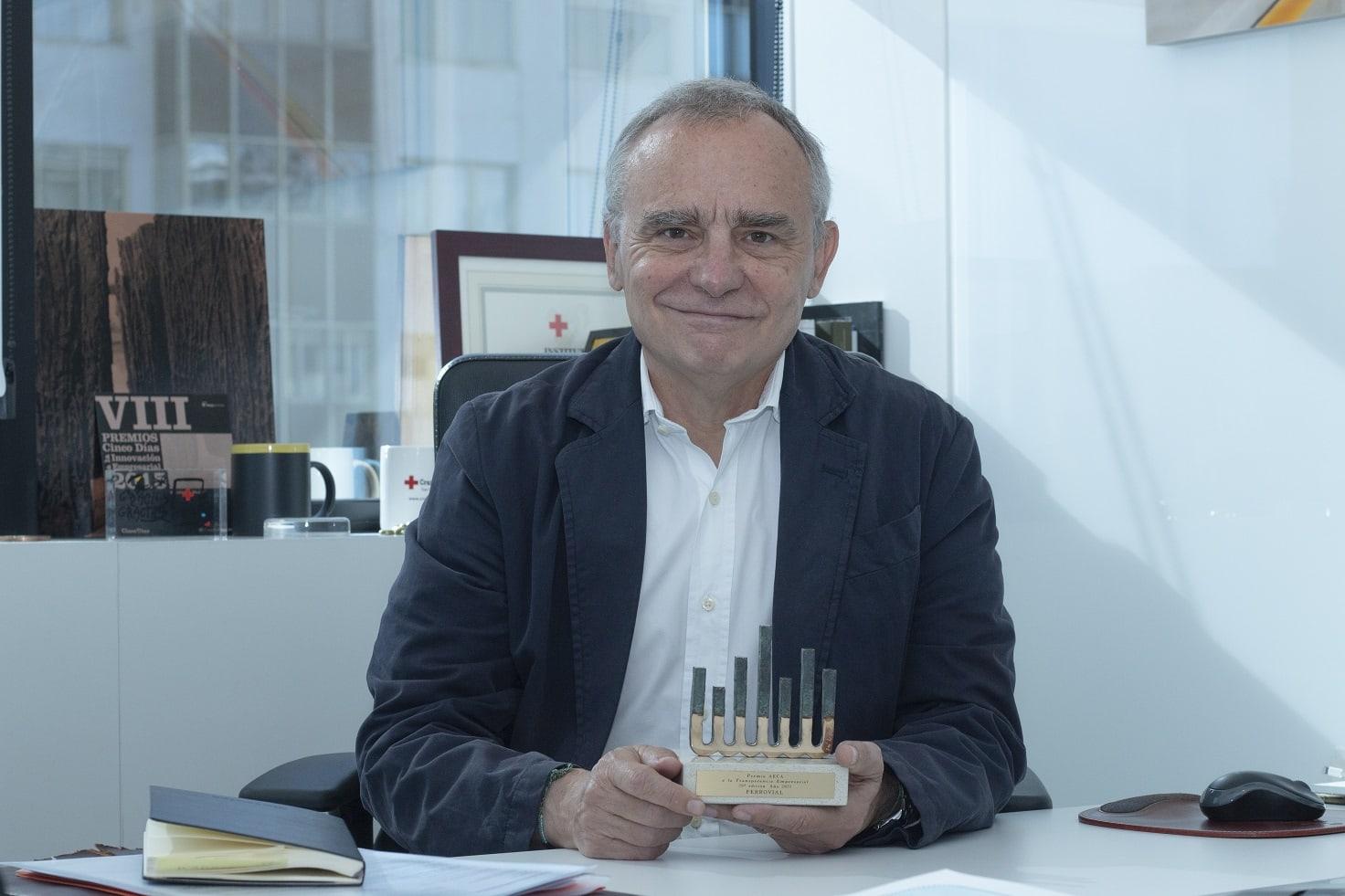 Ferrovial AECA Transparency Award