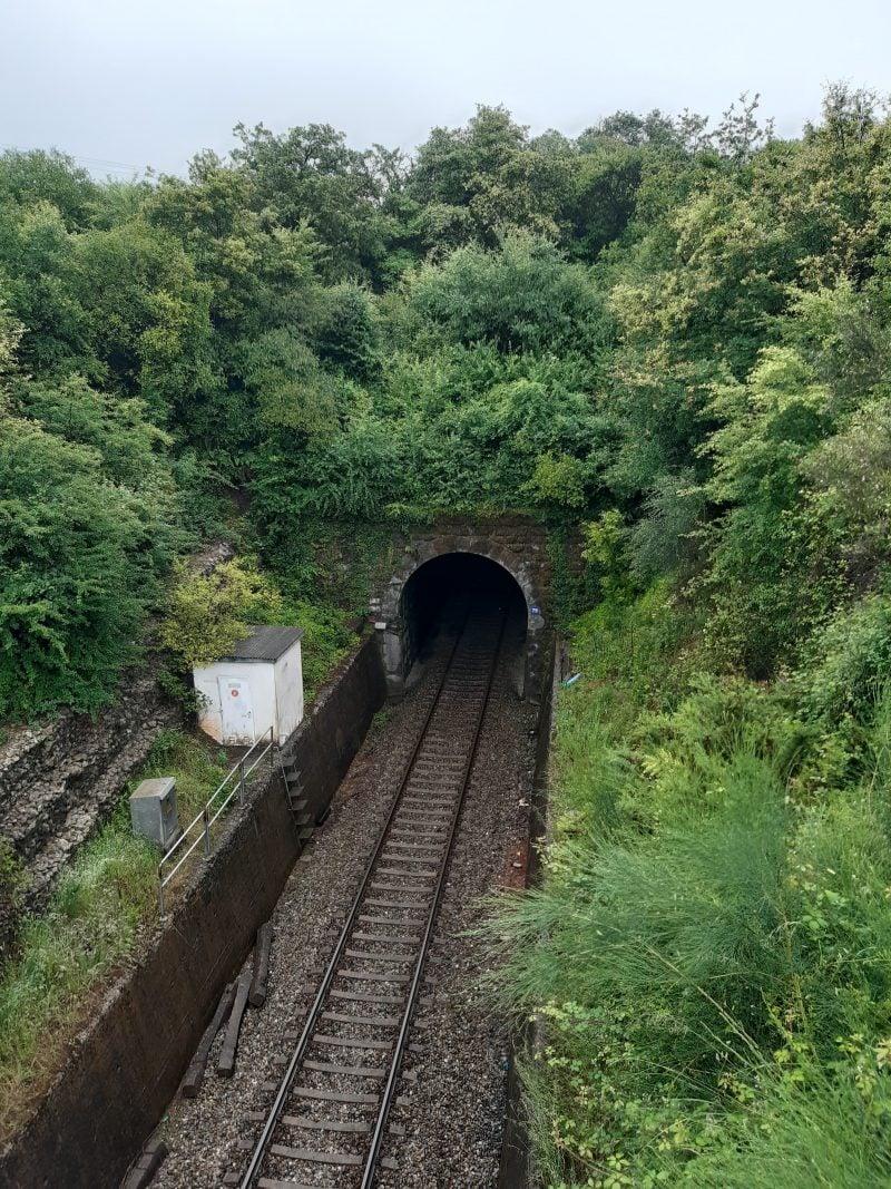 Ferrovial construcción túnel Lugo
