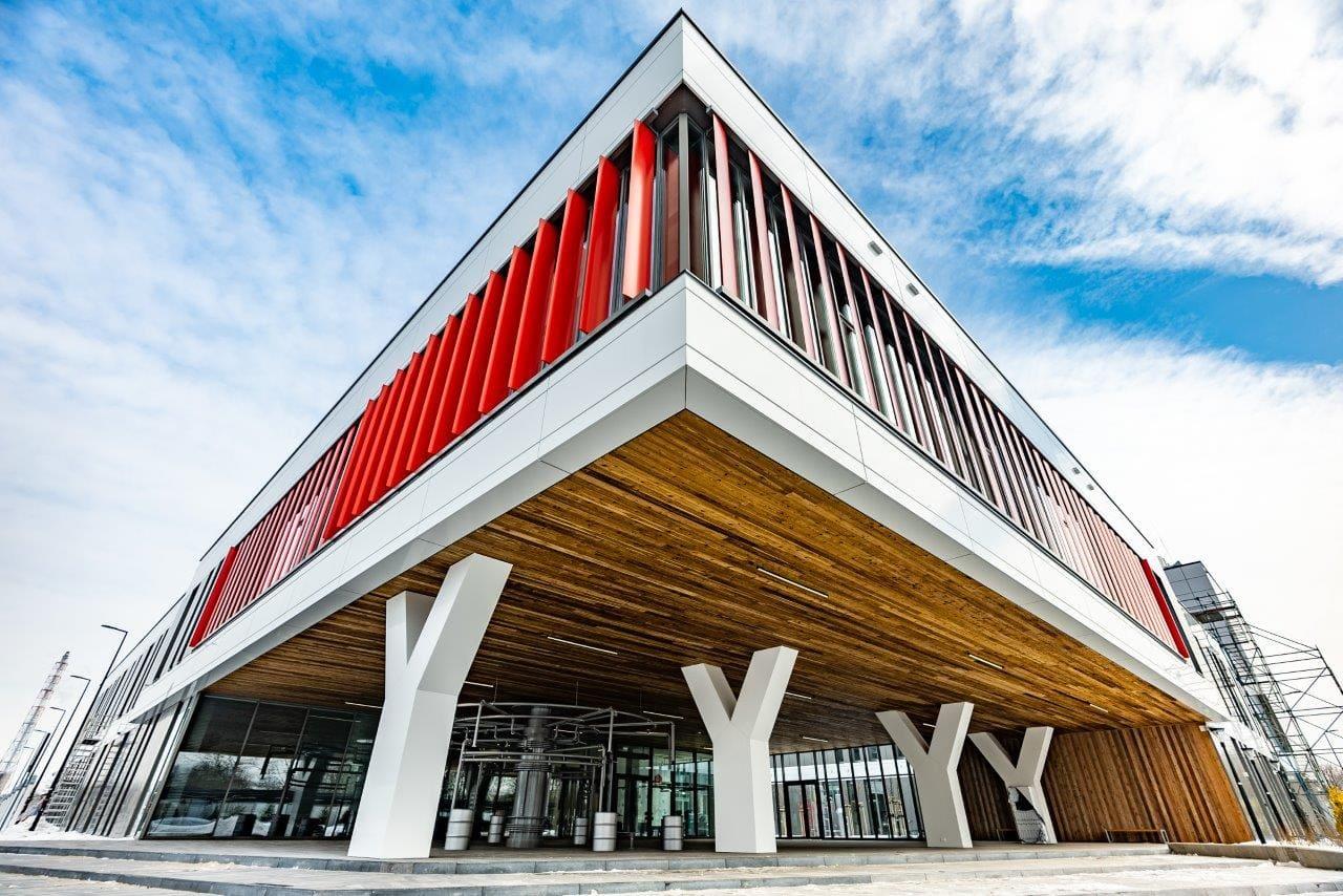 Budimex PKN Orlen R&D Centre en Płock
